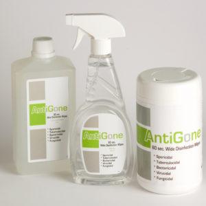 Specjalistyczne środki do dezynfekcji Antigone